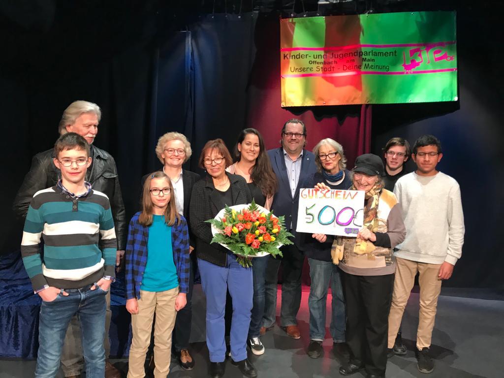 Verleihung                                      Kinder und Jugend FREUNDLICHkeitspreis 2019