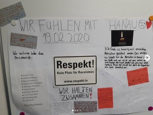 Anschlag in Hanau und jetzt