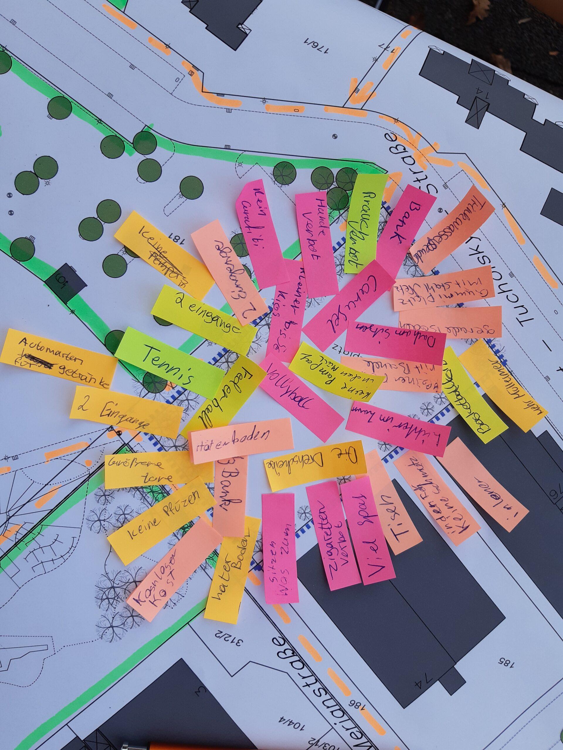 """Bolzer wird neugemacht Fussballplatz """"Kurt Tucholsky Straße"""" in Lauterborn wird umgestaltet: Eure Ideen sind gefragt"""
